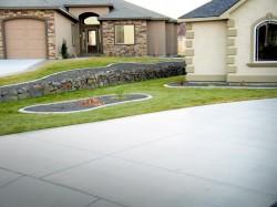 Concrete Work, Driveway